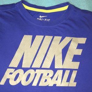 Large Nike Dri-Fit Shortsleeve Shirt